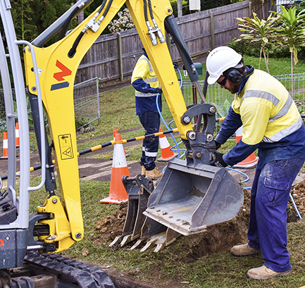 Vision Stream – National Broadband Network, Queensland